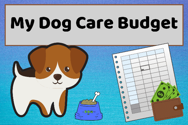 My Dog Care Budget