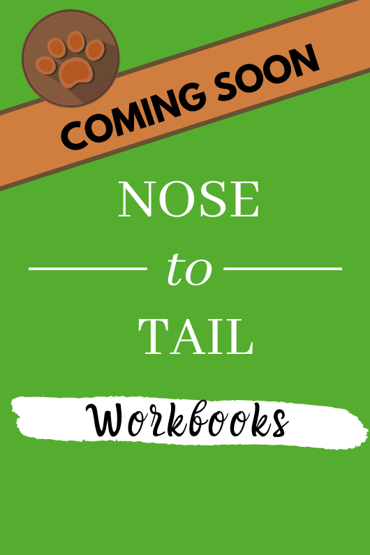 Coming Soon - Nose to Tail: Workbooks
