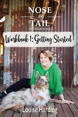 Nose to Tail: Workbook 1 of 6 Sold As Complete Set